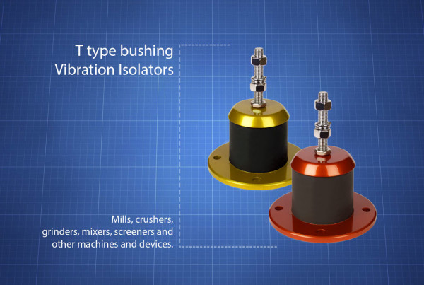 t-type-bushing-vibration-isolators